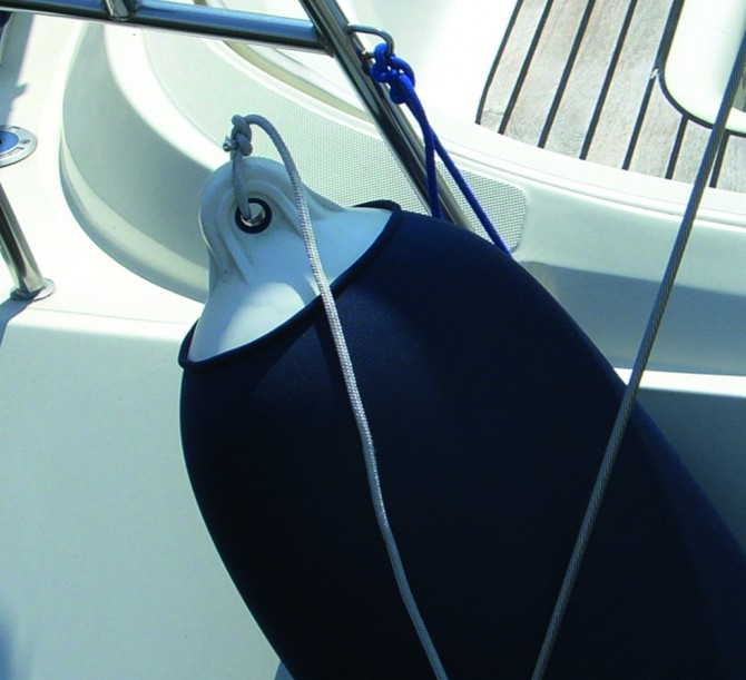 ROLLNECK Boat Fender Covers by Meter