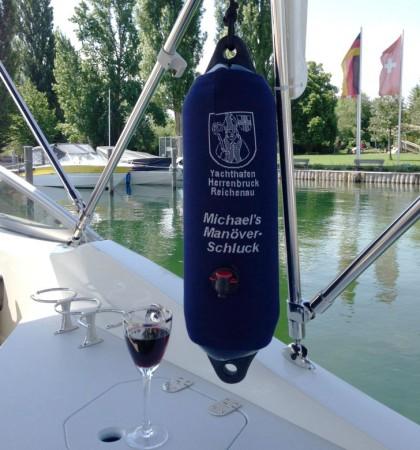 Individueller Wein/Bierfender