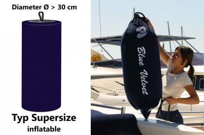 Housses de Pare-Battage - Type Supersize